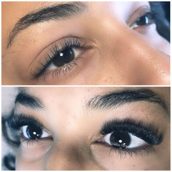 Professional Eyelash Extensions 20 Off Beauty Treatments