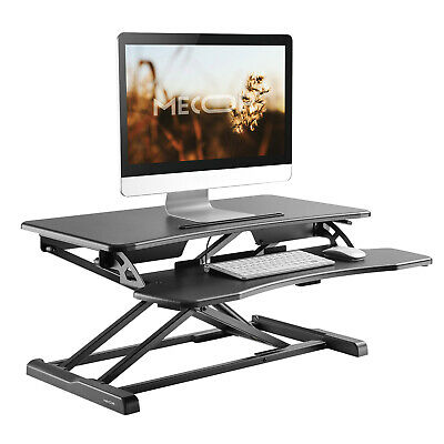 Mecor Height Adjustable Standing Desk Converter 32 Dws06-01