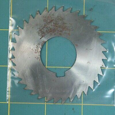 1one Slitting Slotting Saw Blade 0.032 X 2-1116 Hss Machinist Cutting Tooll