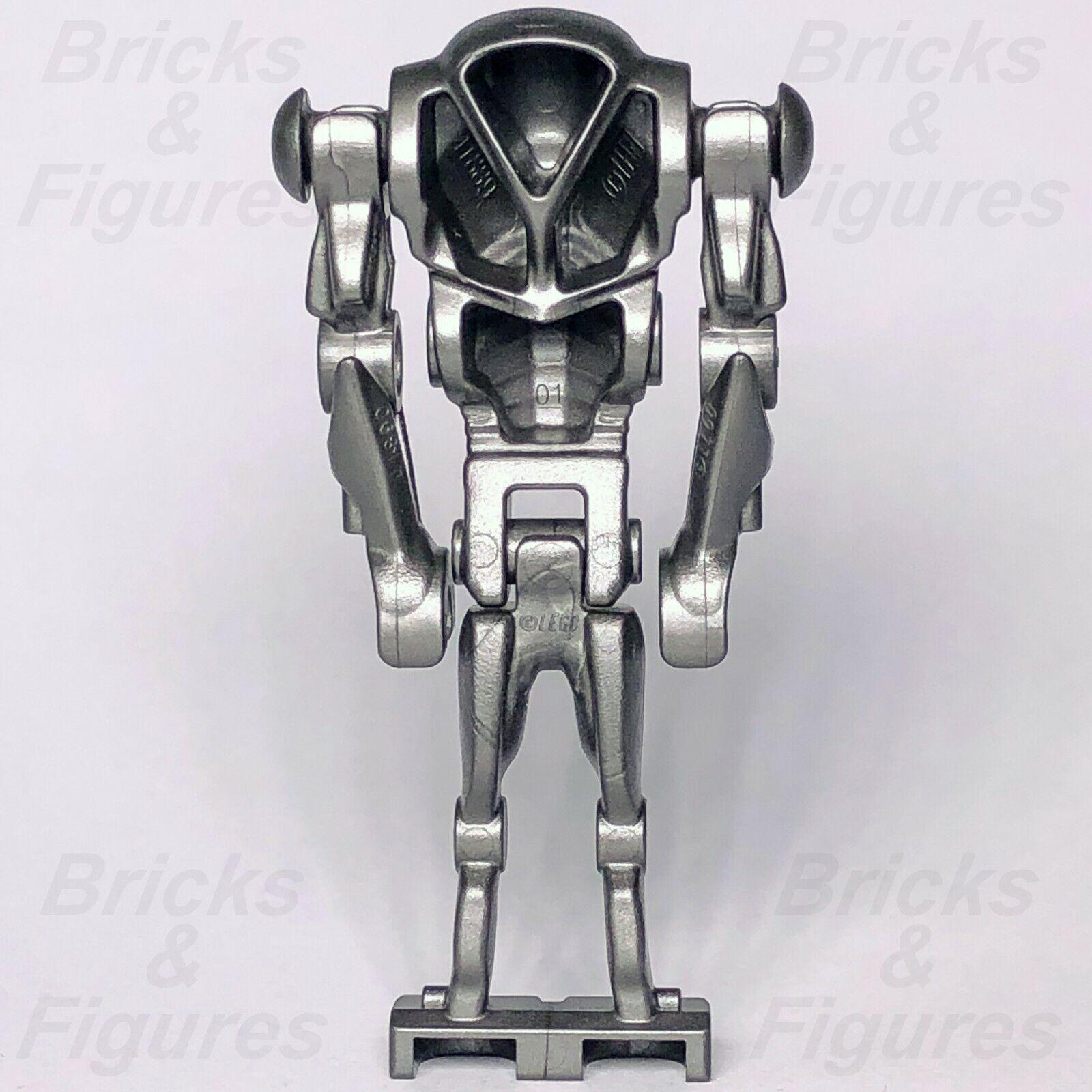 Minifig Super Battle Droid SW092 Lego Star Wars Set 7654//7670//7681//8091
