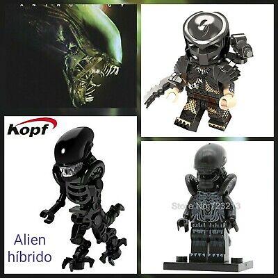 Alien vs Predator bloques Sci Fi lote 3 ,novedad alien