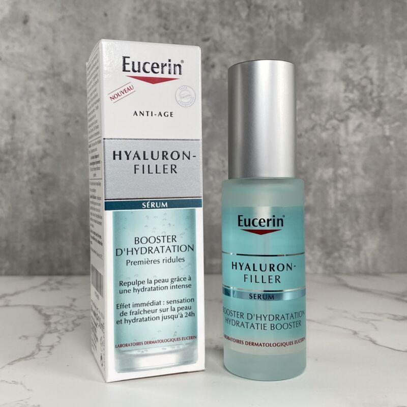 Eucerin Hyaluron-Filler Moisture Booster Gel 30ml NIB. Exp.01/2024