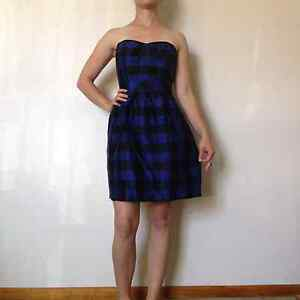 Silk Miss Shop Strapless Dress size 8 - NWOT Craigieburn Hume Area Preview