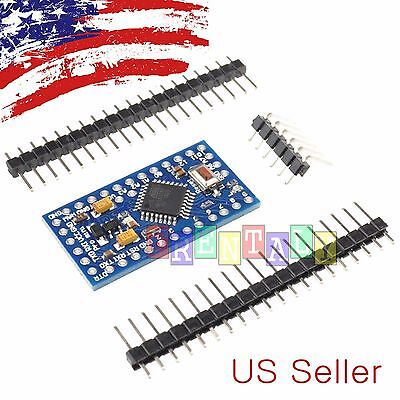 Arduino Pro Mini Board with Free Headers ATMEGA328P 16MHz 5V ATMEGA328