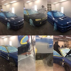 Paint your Car from $799
