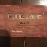 traditional works carpentry