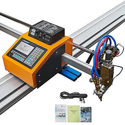 Portable Cnc Flameplasma Cutting Machine Lcd Cnc Control System 1600x3000mm