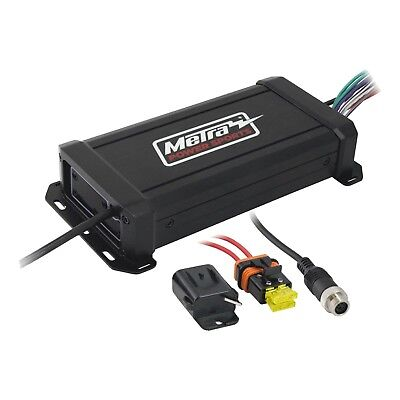 Metra MPS-AMP60X4 PowerSports 4-Channel Micro Amplifier Metra Amp