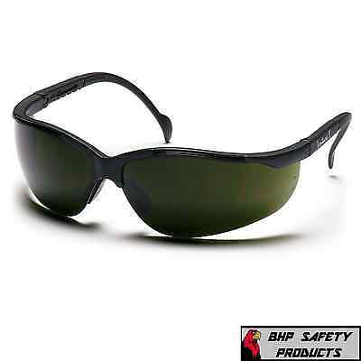 Safety Glasses Pyramex Venture Ii 5.0 Ir Welding Lens Sb1850sf Work 1 Pair