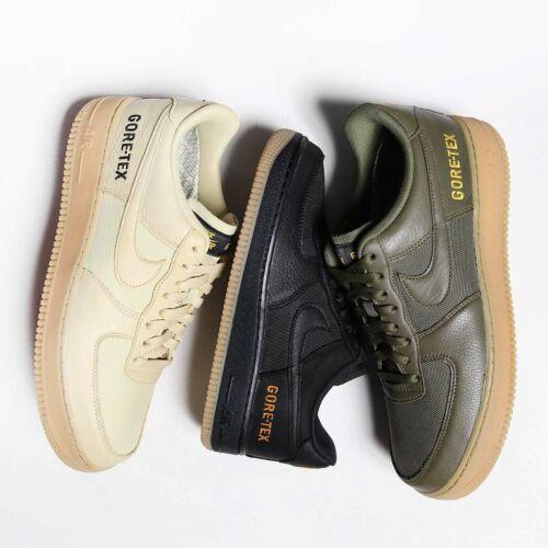 Nike Air Force 1 GTX Gore Tex Waterproof Mens AF1 Lifestyle Shoes Pick 1