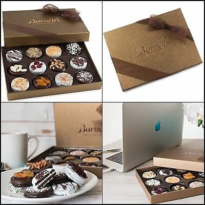 Mothers Day & Fathers Gift Basket Gourmet Chocolate Cookies 12 Delicious Flavors Day Gourmet Cookie Gift Basket