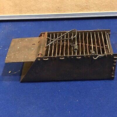 Victorian Rat trap