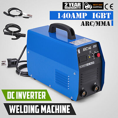 Arc140 140 Amp Igbt Dc Inverter Welder Mmastick Welding Machine 110v Digital
