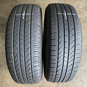 2 used tyres 235/65R17 KAPSEN PracticalMax H/T R521