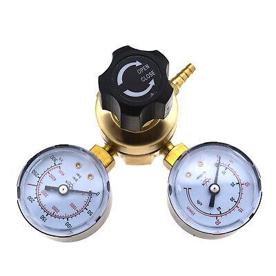 Regulator bottle argon gas Mig Tig Welding CO2 0-315 Bar W 21.8cm Stainless stee for sale  Rowland Heights
