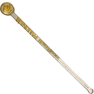 Wyndham Hotels   Resorts  Vintage Swizzle Stick Stirrer