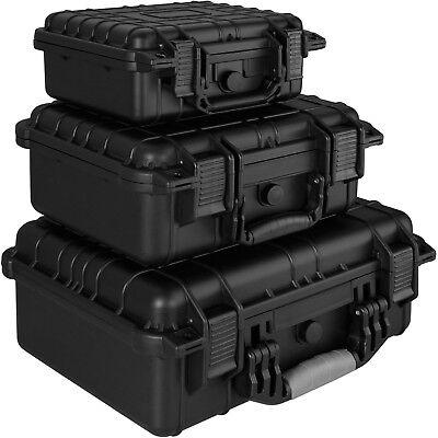 Foto Hard Case Box Bag Camera Photography Travel Protective Waterproof Universal