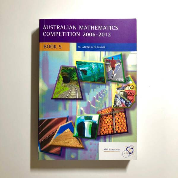 Australian Mathematics Competition Book