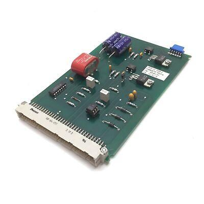 Komax 006079a834a Card For 40t Auto Wire Crimper Stripper Machine