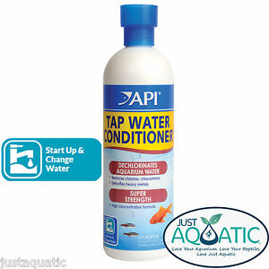 Free Ship Api Tap Water Conditioner Tapwater Fish Aquarium