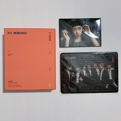 [US SELLER] BTS MEMORIES of 2019 Official BLU-RAY DVD (No Photocard)