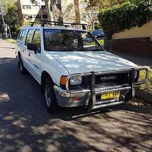 1989 Holden Rodeo Ute Lewisham Marrickville Area Preview