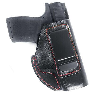 "TAGUA PREMIUM Leather Thumb Break Rotating PADDLE Holster SPRINGFIELD XDM 3.8/"""