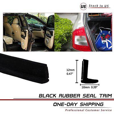 1992 Mazda Mx3 Parts - 10ft Ruber RV Door Seal Strip Adhesive Trim Protection Car Parts Hood Trunk