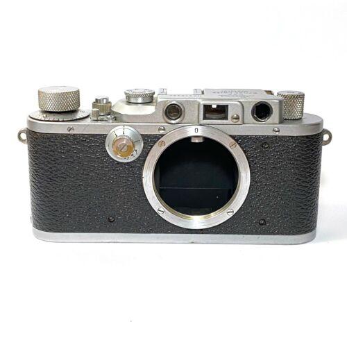 :Leica IIIa 35mm Film Rangefinder Camera Body - #315327 - 1939 (Read)