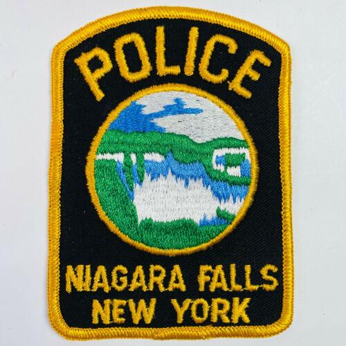 Niagara Falls Police New York NY Patch (A1)