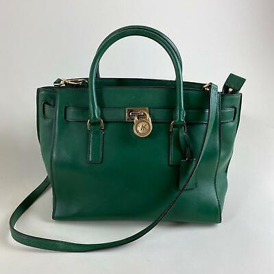 Michael Kors Ladies Green Bag