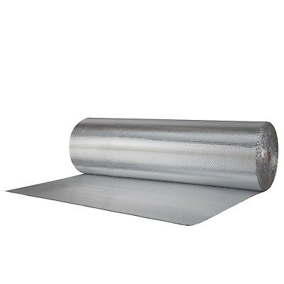 Rv Insulation 48 Double Metallic Foil Double Bubble Multi Use 5-125