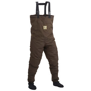 Fishing chest waders ebay for Chest waders for fishing
