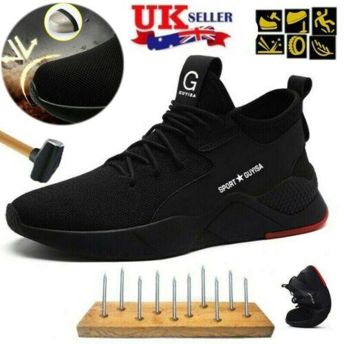 Protective Footwear SPORT GUYISA Steel