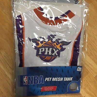 NBA Basketball Pet Mesh Tank Tee DOG Extra SMALL Phoenix Suns Halloween Costume](Phoenix Suns Halloween Costume)
