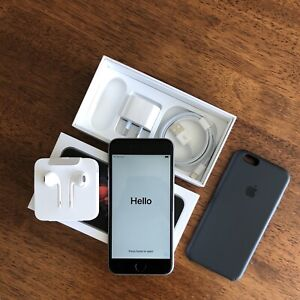 iPhone 6S - UNLOCKED 64GB Space Grey