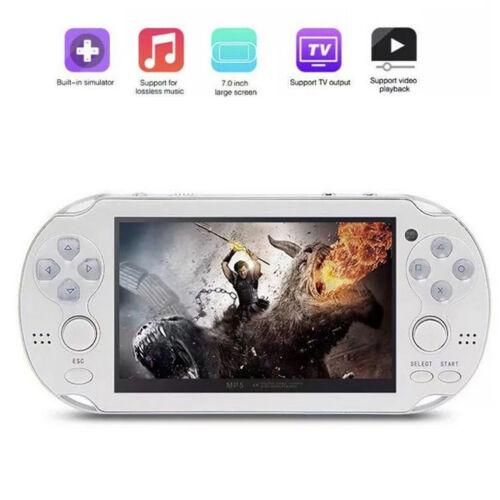 "8GB 4.3"" 32 Bit Built-In 10000 Game Portable Handheld Video"