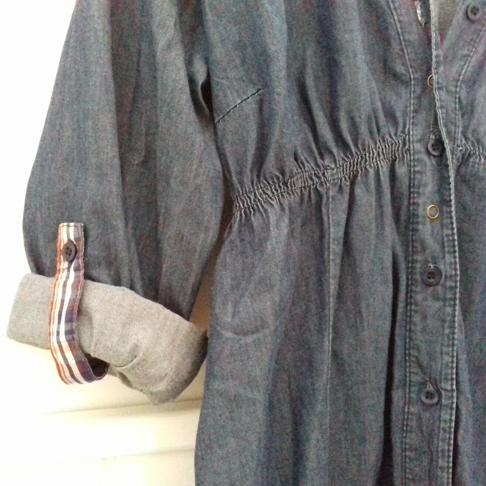 Chemise en jean cache-cache