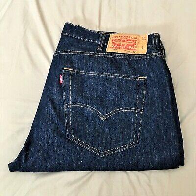 Levi 501 Jeans - 40x32 - Denim - Button Fly