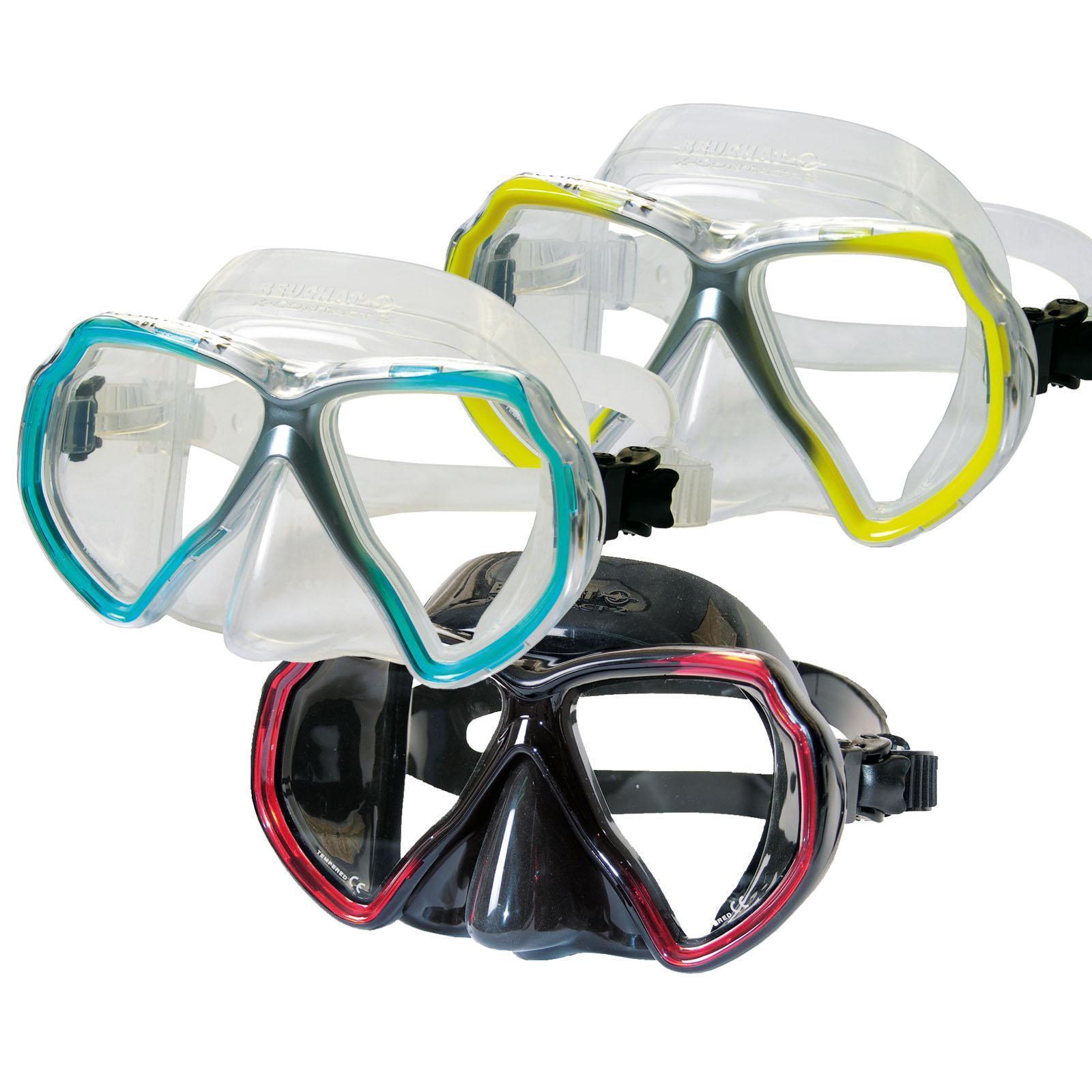 Beuchat  X-Contact 2 Tauch- und Schnorchelbrille