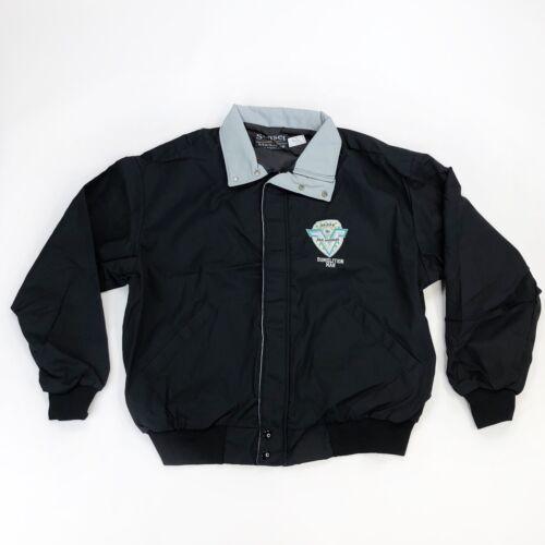 NOS VTG 90s Demolition Man Movie Promo San Angeles Stallone Snipes Large Jacket