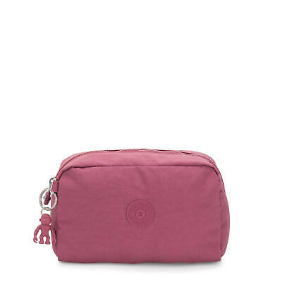 Kipling Gleam Pouch Fig Purple