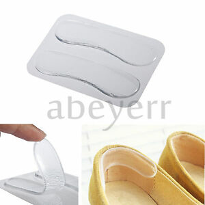 1Pair-Silicone-Gel-Heel-Cushion-protector-Foot-feet-Care-Shoe-Insert-Pad-Insole