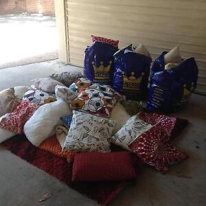 Various cushions and inserts for property styling Turrella Rockdale Area Preview