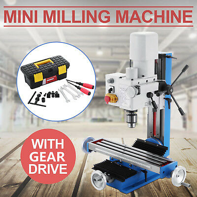 Mini Milling Drilling Machine With Gear Drive High Performance Durable Mt3