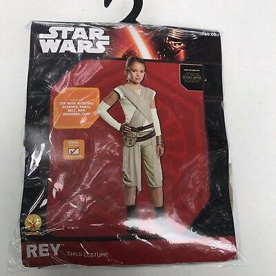 Disney Star Wars Rey Child Deluxe Rubies Kids Girl Costume Dress Up Halloween - Star Wars Kids Dress Up