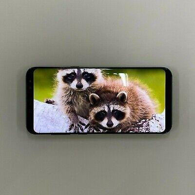 Samsung Galaxy S8+ Black SM-G955N 128GB Unlocked Single sim Very Good condition