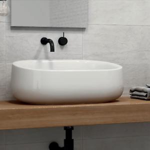 CUT TILE SAMPLES: Harmony Grey Bathroom Kitchen Wall Tiles ...