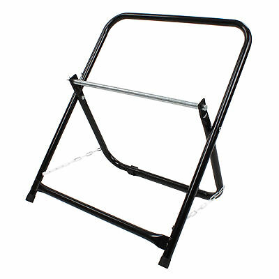 Bisupply Wire Spool Rack Cable Caddy - Wire Spool Dispenser Bulk Cable Holder