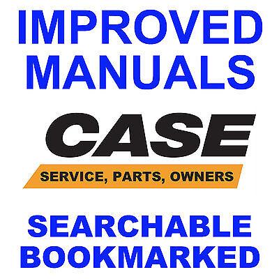 Case 580 Super K 580sk Service Manual Operators Parts Manual Lot Manuals Pdf Cd